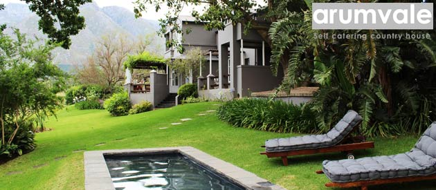 ARUMVALE COUNTRY HOUSE