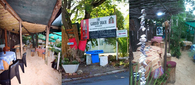 The Garden Shack Nursery and Seafood Restaurant, Swellendam, Overberg, www.south-africa-info.co.za